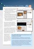 FotoWeb Desktop pour iPhone/iPAD - Candam - Page 3