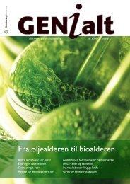 Last ned GENialt 3/2009 - Bioteknologinemnda