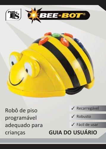 Robô de piso programável adequado para crianças GUIA DO ... - TTS