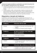 Robô de piso programável adequado para crianças GUIA DO ... - TTS - Page 6