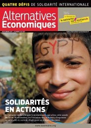 solidarités en actions - La Semaine de la solidarité internationale