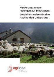 kleine Herden zusammengelegt - Herdenschutz