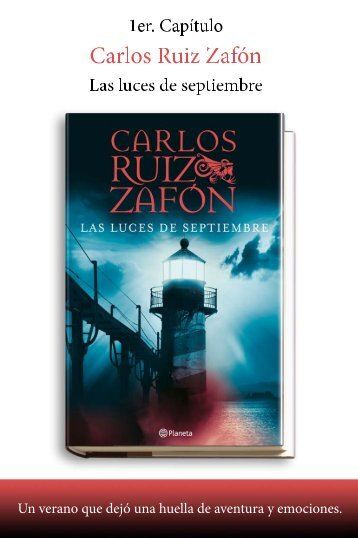 ÒPeregrinatioÓ 001-019 - Carlos Ruiz Zafón