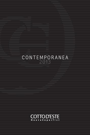 Catalogo Contemporanea (PDF) - Padimat