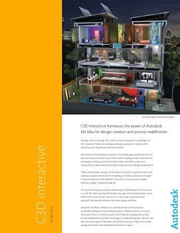 C3D Interactive