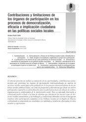 12 - CONTRIBUCIONES Y LIMITACIONES DE ... - Cáritas Española