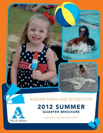 2012 SUMMER - City of Auburn