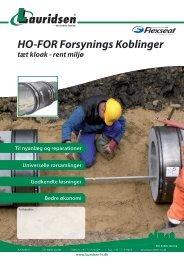 Hent brochuren her - Lauridsen Handel og Import A/S