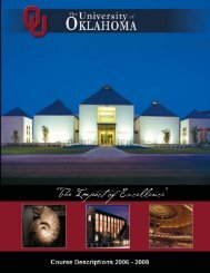 ART - Catalog - University of Oklahoma