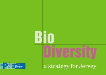 Biodiversity - a strategy for Jersey report - UKOTCF