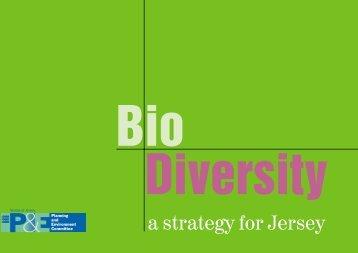 Biodiversity - a strategy for Jersey report - UKOTCF