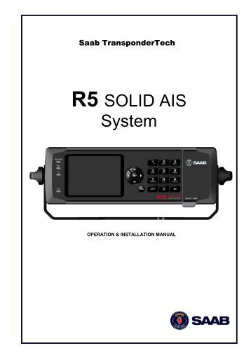 Ais Saab R5 >> R5 NAV Junction Box Installation Guide - Saab