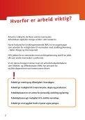 Veier til arbeid for alle - NFU - Page 2