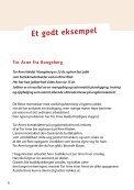 Veier til arbeid for alle - NFU - Page 4