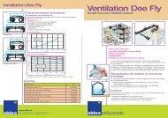 Ventilation Dee Fly
