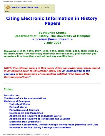 Annotated Bibliography Example   Obfuscata artasiamerica    In Text Citations