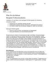 Handlingsplan för elevhälsan - Lerums Kommun