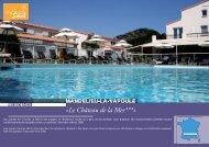 catalogue pro2 export page descriptifs.indd - INNOVA Tourisme