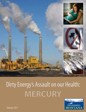 MERCURY - Environment Montana
