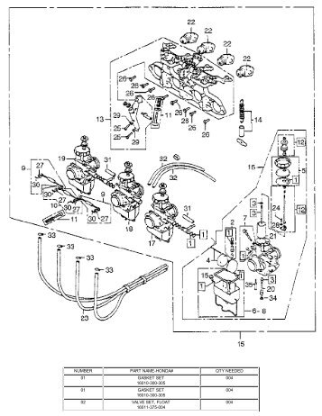 Once Properly Set There Are No Parts Of The Holley Carburetor To Get