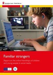 Familiar strangers - Pelastakaa Lapset ry
