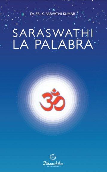 Saraswati - La Palabra - The World Teacher Trust