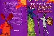 El quijote para niños - Dirección General de Bibliotecas - Consejo ...
