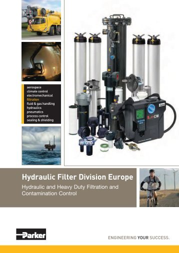 Hydraulic Filter Division Europe