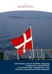 Information about EU/EEA shipping companies - Danish Maritime ...