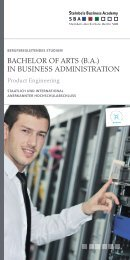 814,54 kB - Steinbeis Business Academy