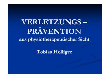 Tobias Holliger