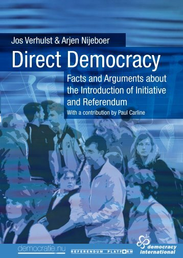 Direct Democracy (English version) - Democracy International