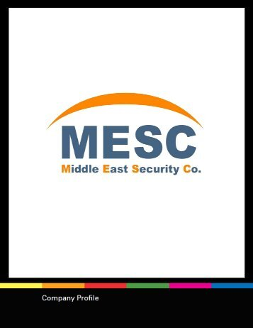 services - Middle East Security Co. (MESC)