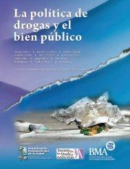 La política de drogas y el bien público