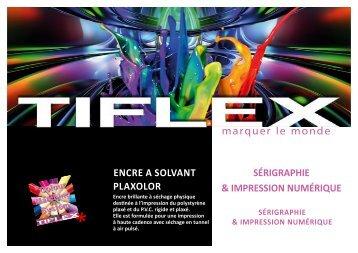 Télécharger notre fiche produit (PDF, 396 Ko) - Tiflex