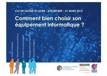 Présentation atelier ENP du 21 mars 2012 (par ... - (CCI) de l'Yonne
