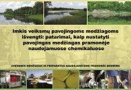 PDF – 0.5 MB (Lietuvių k., 2005) - Baltijos aplinkos forumas Lietuvoje