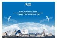 GAZPROM SPACE SYSTEMS - Eurogas