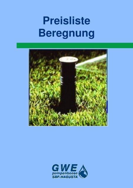 1804 Versenkdüse Sprüher Versenkregner Gehäuse Aufsteiger 10 cm A44120 Rain-Bird