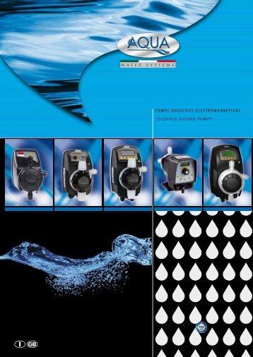 AQUA Black Line Ita-Ing EDIT - Aqua Water Systems