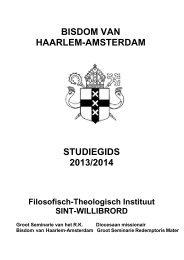 Studiegids 2013-2014 - De Tiltenberg