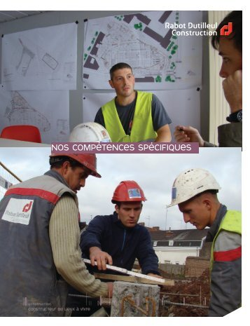 En savoir plus - Rabot Dutilleul Construction