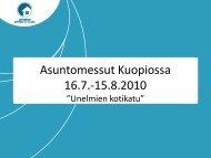 Osuuskunta Suomen Asuntomessut