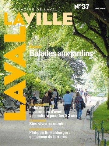 Balades aux jardins - Laval