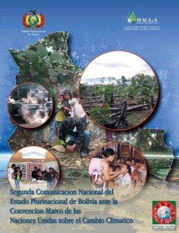 Segunda Comunicación Nacional - United Nations Framework ...