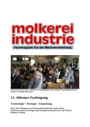 11. Ahlemer Fachtagung Technologie – Strategie - Verpackung