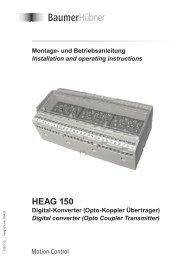 HEAG 150 - Baumer Hübner