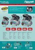 Die fahrbaren AIRCRAFT® Kompressoren der Serie AIRPROFI - Seite 5