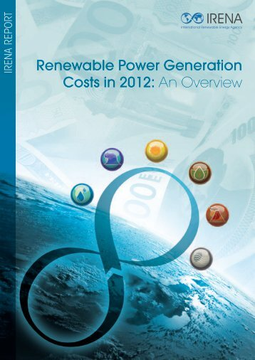 Overview_Renewable Power Generation Costs in 2012