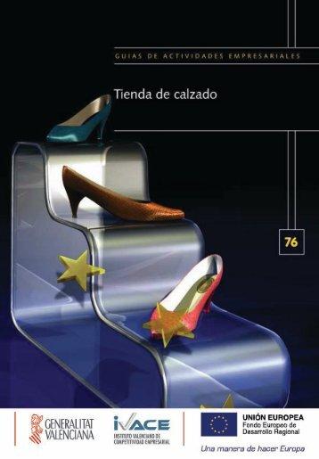 Tienda de calzado - EmprenemJunts